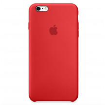 Apple iPhone 6s Plus silicone case PRODUCT(RED)