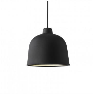 Muuto Grain hanglamp zwart
