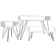 XLBoom Metro Tables wit