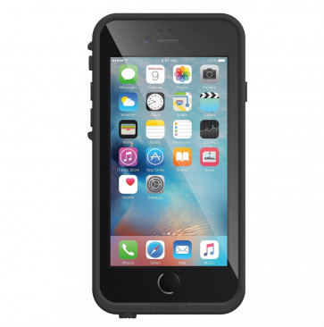 LifeProof Fre Case iPhone 6(s) Plus zwart