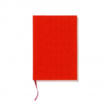 Vitra Notebook A5 Graph tangerine