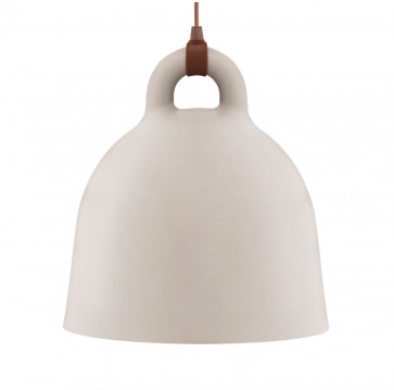 Normann Copenhagen Bell hanglamp large sand