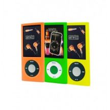 Artwizz Seejacket silicone voor iPod nano (5G)