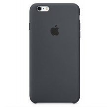 Apple iPhone 6s Plus silicone case houtskoolgrijs