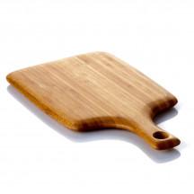 Point-Virgule bamboe snij- en serveerplank