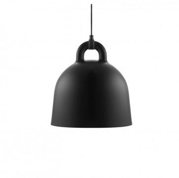 Normann Copenhagen Bell hanglamp small zwart