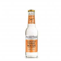 Fever-Tree Clementine Tonic water met kaneel