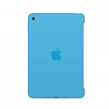 Apple iPad mini 4 silicone case blauw