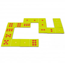 Scratch Dominospel op de boerderij