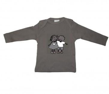 Rube & Rutje baby t-shirt met lange mouwen