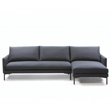 Adea Band sofa met chaise longue