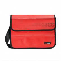 Feuerwear Scott messenger bag rood