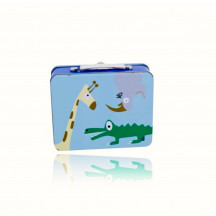 Sebra lunchbox wilde dieren