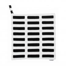 Artek Siena pannenlap wit/zwart