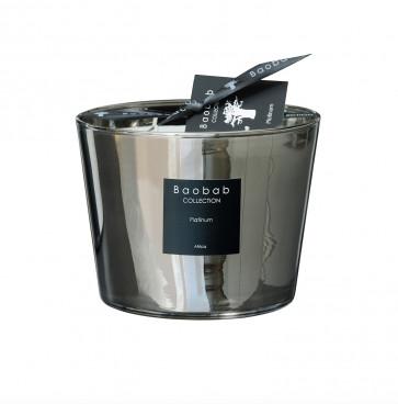 Baobab geurkaars Platinum Max 10