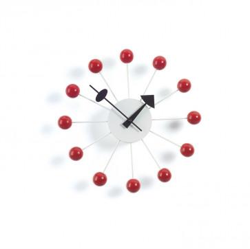 Vitra Ball Clock rood
