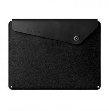 Mujjo Sleeve 13-inch MacBook Air/Pro retina zwart
