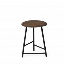 Warm Nordic Pebble stool