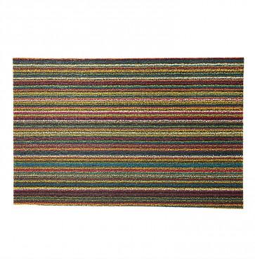 Chilewich deurmat Skinny Stripe bright multi