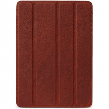 Decoded iPad Slim Cover bruin