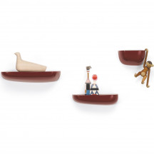 Vitra Corniches Japans rood