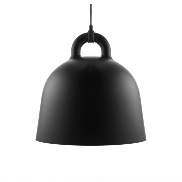 Normann Copenhagen Bell hanglamp medium zwart