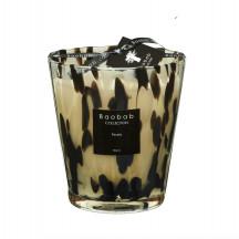 Baobab geurkaars black Pearls max 16
