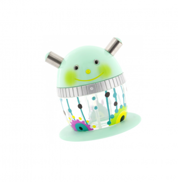Pylones peper- en zoutvat robot Bob