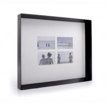 XLBoom Prado Frame (4) 10x15 coffee bean zwart