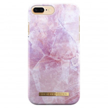 iDeal of Sweden Case iPhone 8/7/6(s) Plus pilion pink marble