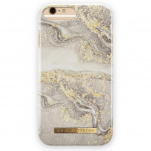 iDeal of Sweden Case iPhone 8/7/6(s) Plus sparkle greige marble