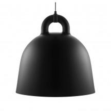 Normann Copenhagen Bell hanglamp large zwart