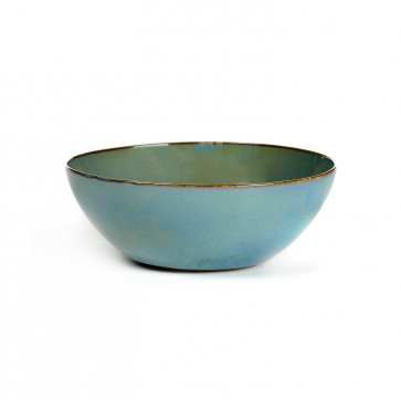 Serax Terres de Rêves bowl 18,4 cm smokey blue