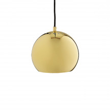 Frandsen Lighting hanglamp ball brass