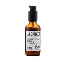 L:A Bruket 186 lichte gezichtscrème kamille/lavendel 50 ml
