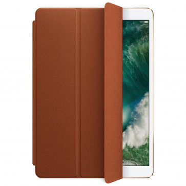 Apple iPad Pro 10,5-inch Leren Smart Cover zadelbruin