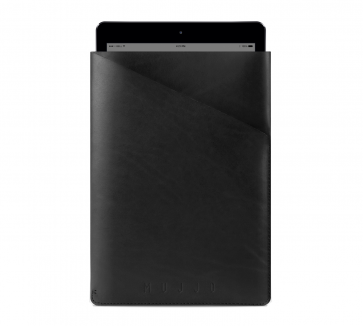 Mujjo Slim Fit Sleeve iPad mini zwart