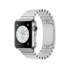 Apple Watch roestvrij staal 38mm schakelarmband