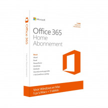 Microsoft Office 365 Home Abonnement
