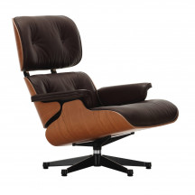 Vitra Eames Lounge Chair Amerikaanse kerselaar