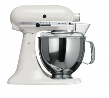 KitchenAid Artisan keukenrobot wit