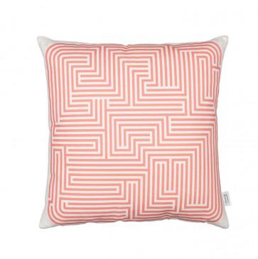 Vitra Graphic Print kussen Maze roze