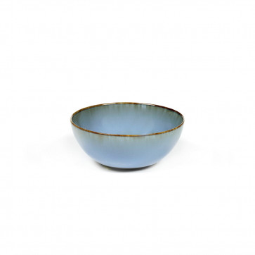 Serax Terres de Rêves bowl 10,8 cm smokey blue