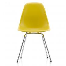Vitra Eames Plastic Side Chair DSX chroom