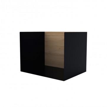 Ethnicraft U Shelf small zwart