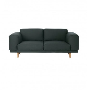 Muuto Rest Sofa 2-zitsbank