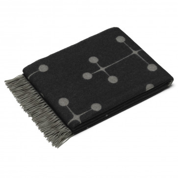 Vitra Eames Wool Blanket Dot Pattern