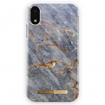 iDeal of Sweden Case iPhone XR royal grey marble