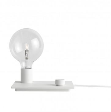Muuto Control tafellamp wit