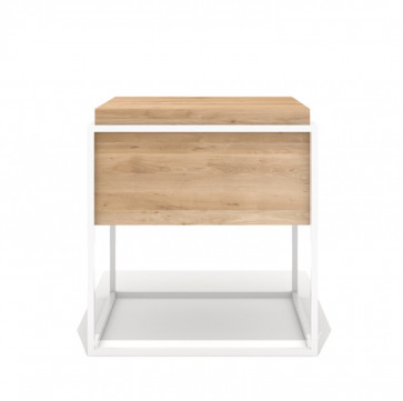 Universo Positivo Monolit Side Table medium wit